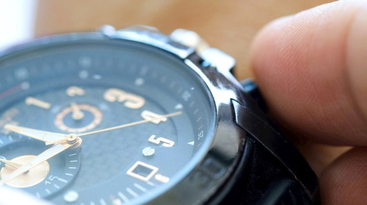 How To Reset A Fossil Watch